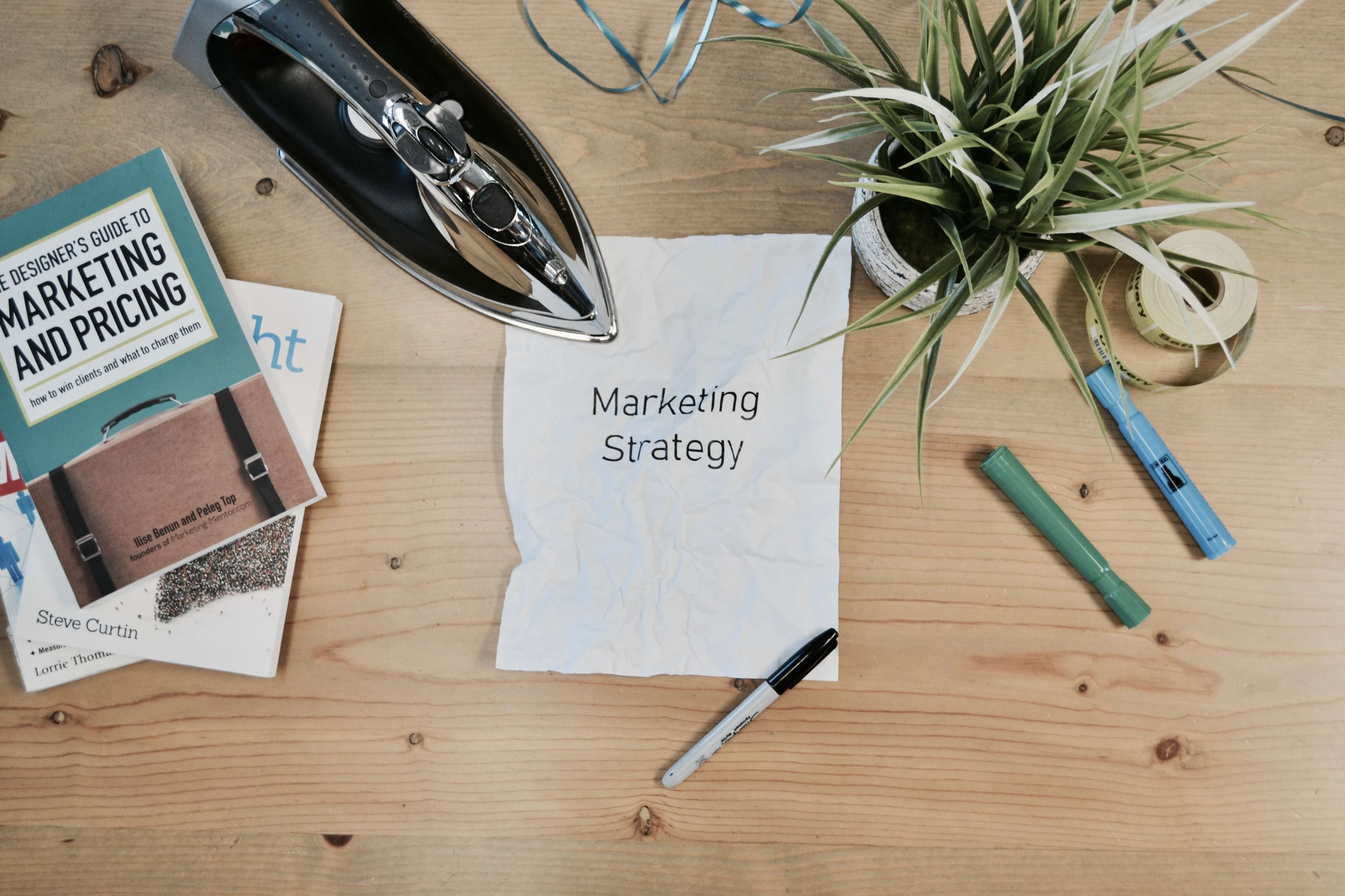 Verschillende vormen van marketing